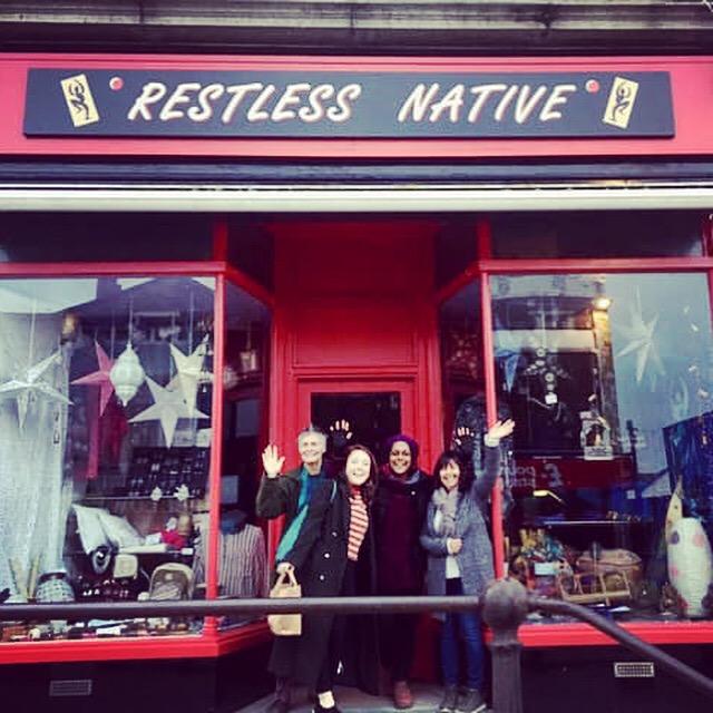 Restless Native